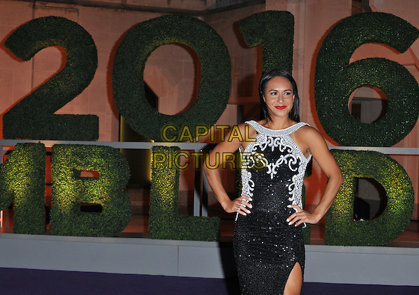 Heather Watson at the Wimbledon Champions Dinner, The Guildhall, Gresham Street, London, England, UK, on Sunday 10 July 2016.<br /> CAP/CAN<br /> &copy;CAN/Capital Pictures