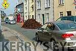 Turf on Lower Strand Rd, Tralee, Saturday evening.