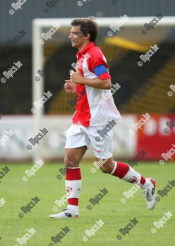 2009-07-21 / voetbal / seizoen 2009-2010 / R. Antwerp FC / Mathias Trenson..Foto: Maarten Straetemans (SMB)