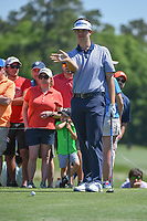 Beau Hossler (USA) lines up his tee shot on 3 during round 3 of the Houston Open, Golf Club of Houston, Houston, Texas. 3/31/2018.<br /> Picture: Golffile | Ken Murray<br /> <br /> <br /> All photo usage must carry mandatory copyright credit (&copy; Golffile | Ken Murray)