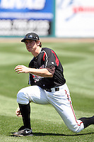 Bo Davis -  Lake Elsinore Storm playing against the Lancaster JetHawks at the Diamond, Lake Elsinore, CA - 05/16/2010.Photo by:  Bill Mitchell/Four Seam Images