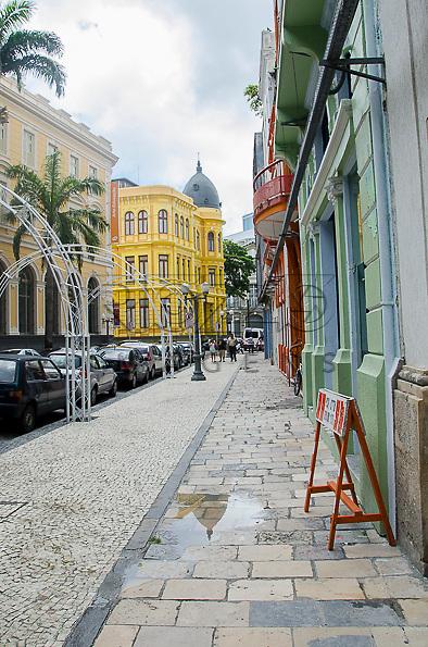 Centro Histórico de Recife - PE, 12/2012.