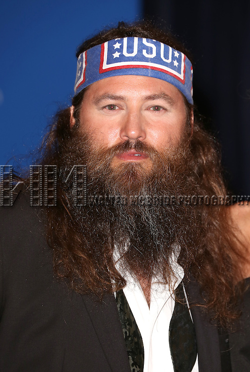 Willie Robertson attends the 100th Annual White House Correspondents' Association Dinner at the Washington Hilton on May 3, 2014 in Washington, D.C.