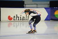 SCHAATSEN: HEERENVEEN: IJSSTADION THIALF, Topsporttraining, Lotte van Beek, ©foto Martin de Jong