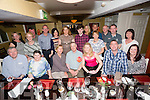 Surprise 60th Birthday for Gerard Dineen, Tralee celebrating with family and friends at the Brogue Inn on Saturday