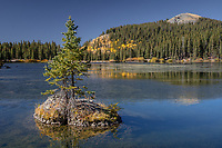 Alta Lakes is a popular dispersed camping area that offers fishing and camping in a spectacular alpine setting. There are approximately 16 primitive camping spots that are completely undeveloped.