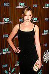 January 11, 2010:  Kaylee DeFer arrives at the Fox All Star Party at the Villa Sorisso in Pasadena, California.Photo by Nina Prommer/Milestone Photo