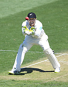 1st December 2017, Basin Reserve, Wellington, New Zealand; International Test Cricket, Day 1, New Zealand versus West Indies;  Tom Blundell