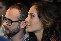 RIO DE JANEIRO, RJ, 23 JULHO 2012 - PREMIO CONTIGO DE MPB - Camila Pitanga na cerimonia de entrega do primeiro Premio Contigo de Musica Popular Brasileira, no espaco Miranda, zona sul do rio.(FOTO: MARCELO FONSECA / BRAZIL PHOTO PRESS).
