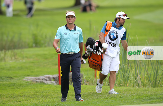 Joost Luiten (NED) during Round One of the 2015 BMW International Open at Golfclub Munchen Eichenried, Eichenried, Munich, Germany. 25/06/2015. Picture David Lloyd | www.golffile.ie