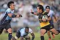 Rugby : Japan Rugby Top League 2017-18 Suntory Sungoliath 27-24 Yamaha Jubilo