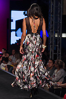 S&Atilde;O PAULO-SP-03.03.2015 - INVERNO 2015/MEGA FASHION WEEK -Grife Eclipse Luna/<br /> O Shopping Mega Polo Moda inicia a 18&deg; edi&ccedil;&atilde;o do Mega Fashion Week, (02,03 e 04 de Mar&ccedil;o) com as principais tend&ecirc;ncias do outono/inverno 2015.Com 1400 looks das 300 marcas presentes no shopping de atacado.Br&aacute;z-Regi&atilde;o central da cidade de S&atilde;o Paulo na manh&atilde; dessa segunda-feira,02.(Foto:Kevin David/Brazil Photo Press)