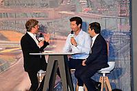 MARK WEBBER (DEU) GRAND MARSHALL 2017 PIERRE FILLON (FRA) PRESIDENT AUTOMOBILE CLUB DE L'OUEST