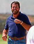 San Francisco 49ers training camp August 4, 1988 at Sierra College, Rocklin, California.  Former Chargers quarterback Dan Fouts.