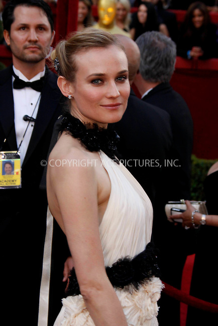 WWW.ACEPIXS.COM . . . . .  ....March 7 2010, Hollywood, CA....Actress Diane Kruger at the 82nd Annual Academy Awards held at Kodak Theatre on March 7, 2010 in Hollywood, California.....Please byline: Z10-ACE PICTURES... . . . .  ....Ace Pictures, Inc:  ..Tel: (212) 243-8787..e-mail: info@acepixs.com..web: http://www.acepixs.com