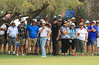Wade Ormsby (AUS) in the rough on the 3rd during Round 4 of the Australian PGA Championship at  RACV Royal Pines Resort, Gold Coast, Queensland, Australia. 22/12/2019.<br /> Picture Thos Caffrey / Golffile.ie<br /> <br /> All photo usage must carry mandatory copyright credit (© Golffile   Thos Caffrey)