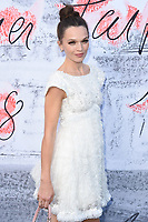 Anna Brewster arriving for the Serpentine Summer Party 2018, Hyde Park, London, UK. <br /> 19 June  2018<br /> Picture: Steve Vas/Featureflash/SilverHub 0208 004 5359 sales@silverhubmedia.com