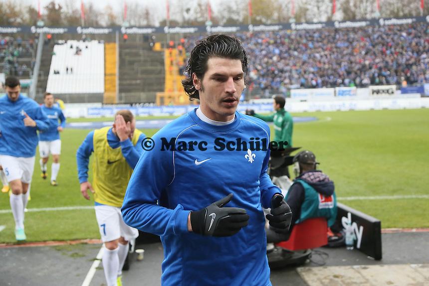 Dominik Stroh-Engel (SV 98) - SV Darmstadt 98 vs. SpVgg. Greuther Fuerth, Stadion am Boellenfalltor