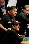 Johnny Chan and Jamie Gold