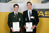Orienteering Boys Finalists. ASB College Sport Young Sportsperson of the Year Awards 2006, held at Eden Park on Thursday 16th of November 2006.<br />