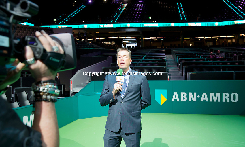 Februari 11, 2015, Netherlands, Rotterdam, Ahoy, ABN AMRO World Tennis Tournament, <br /> Photo: Tennisimages/Henk Koster