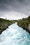 Huka Falls, Taupo, New Zealand
