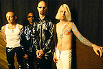 Various portrait sessions of the rock band, Rob Halford (Two)