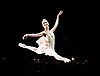 English National Ballet <br /> Emerging Dancer 2016 <br /> at the Palladium, London, Great Britain <br /> 17th May 2016 <br /> rehearsals<br /> <br /> The Talisman <br /> Pas de deux <br /> <br /> <br /> Isabelle Brouwers<br /> <br /> <br /> <br /> <br /> <br /> <br /> <br /> Photograph by Elliott Franks <br /> Image licensed to Elliott Franks Photography Services