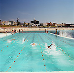 Bondi Beach Swimming Pool, Sydney, NSW, Australia