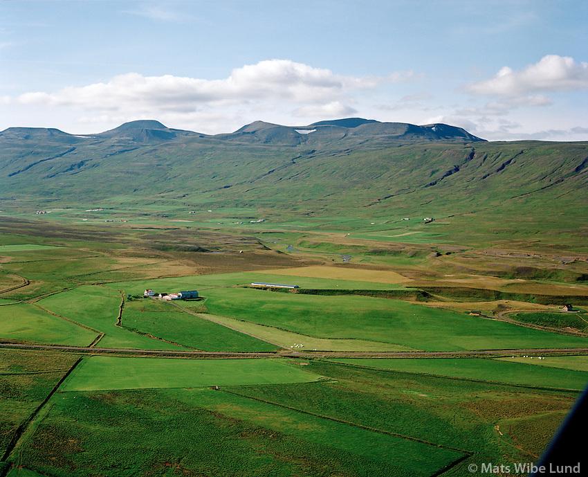 Holtsmúli séð til vesturs, Staðarhreppur / Holtsmuli viewing west, Stadarhreppur.