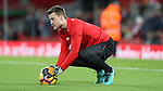 Simon Mignolet of Liverpool before the English Premier League match at Anfield Stadium, Liverpool. Picture date: December 31st, 2016. Photo credit should read: Lynne Cameron/Sportimage