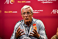 15th November 2019, China; Marcello Lippi, head coach of China's national mens football team has resigned from his post again for the second time in 2019