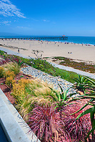 Manhattan, Beach, CA, Walk Streets, Luxury Houses, Strand, Hill, Southwestern, Los Angeles, County, quaint, alleyways, walk, streets, Sand Section