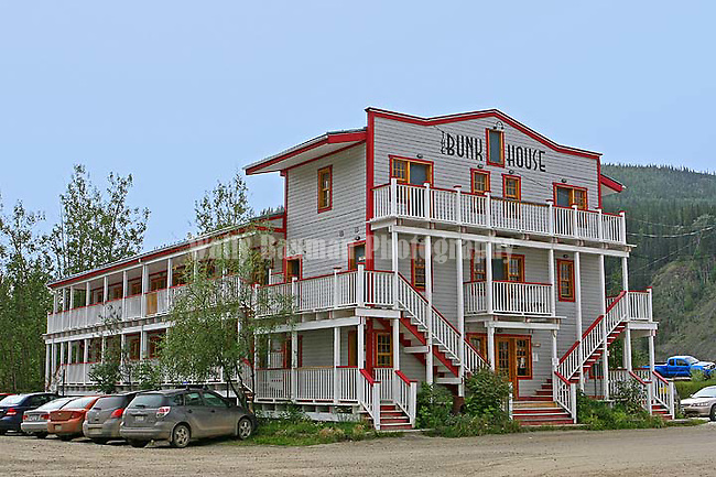 Dawson City, The Yukon Territery, Canada