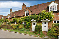 Vicar of Dibley house for sale.