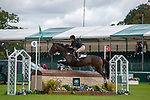 Stamford, Lincolnshire, United Kingdom, 7th September 2019, Hazel Towers (GB) riding Simply Clover during the Cross Country Phase on Day 3 of the 2019 Land Rover Burghley Horse Trials, Credit: Jonathan Clarke/JPC Images
