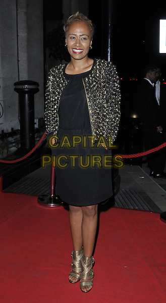 LONDON, ENGLAND - SEPTEMBER 19: Emeli Sande attends the Asian Achievers Awards 2014, Grosvenor House Hotel, Park Lane, on Friday September 19, 2014 in London, England, UK. <br /> CAP/CAN<br /> &copy;Can Nguyen/Capital Pictures