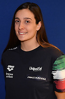 Chiara Tabani <br /> Budapest 10/01/2020 Duna Arena <br /> Portrait Italy Women National Team <br /> Photo Andrea Staccioli / Insidefoto / Deepbluemedia