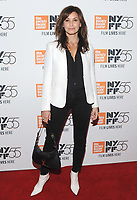 NEW YORK, NY - OCTOBER 11: Gina Gershon attends the 55th NYFF World Premiere of &quot;Joan Didion: The Center Will Not Hold &quot; at Alice Tully Hall on October 11, 2017 in New York City. <br /> CAP/MPI/JP<br /> &copy;JP/MPI/Capital Pictures