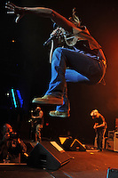 HOLLYWOOD FL - DECEMBER 31 : Kid Rock performs on New Year's Eve at Hard Rock Live held at the Seminole Hard Rock Hotel & Casino on December 31, 2012 in Hollywood, Florida  MPI04 / MediaPunch Inc /NortePhoto