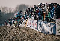 Michael Vanthourenhout (BEL/Marlux-Bingoal)<br /> <br /> Elite Men's Race<br /> Belgian National CX Championships / Koksijde 2018