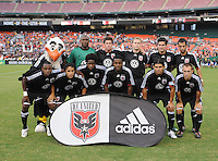 DC United Starting Eleven, DC United defeated The Colorado Rapids 3-0, Saturday August 23, 2008 at RFK Stadium.