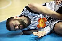 K. Vasileiadis. FC Barcelona Regal vs Uxue Bilbao Basket
