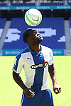 2014-07-22-Felipe Caicedo presented as new player of RCD Espanyol.