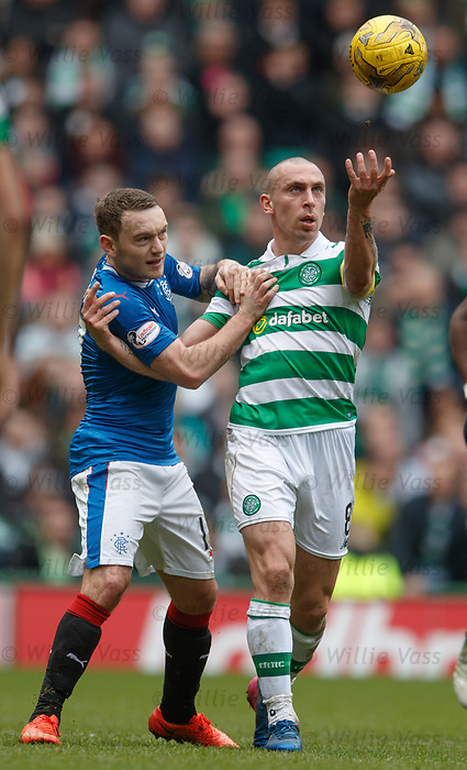 Lee Hodson and Scott Brown