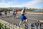 William Guiney,Timmy Spillane pictured at the Rose of Tralee International 10k Race in Tralee on Sunday.