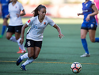 Seattle, WA - Saturday July 22, 2017: Taylor Lytle during a regular season National Women's Soccer League (NWSL) match between the Seattle Reign FC and Sky Blue FC at Memorial Stadium.