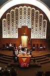 Maddie's Bat Mitzvah.Stephen Wise Synagogue.New York City