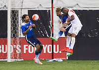 Washington, DC - September 4, 2015: The USMNT defeated Peru 2-1 during their international friendly at RFK Stadium.