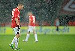 Fussball Bundesliga 2010/11, 15. Spieltag: Bayer 04 Leverkusen - 1. FC Koeln